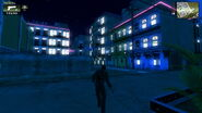 Town at night (San Esperito)