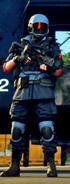 Elite (no NVGs on helmet)