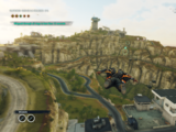 Stunts and challenges in JC4