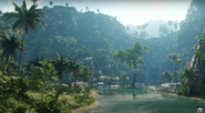 JC4 jungle with river and lake