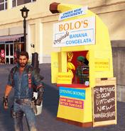 Bolo's Originale Banana Congelata