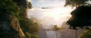 JC4 screenshot from trailer Black Hand attack helicopter 2