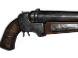 Sawed-Off Shotgun (JC2)