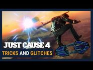 Just Cause 4 but tricks and glitches