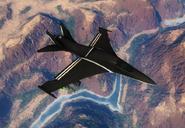 F-33 DragonFly Jet Fighter