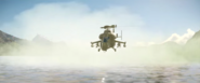 JC4 screenshot from trailer Black Hand attack helicopter