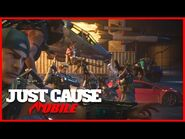 Just Cause- Mobile Announcement Trailer