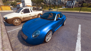 Stria Ghepardo (first person mod)