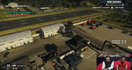 JC4 two different trailer-based guard towers