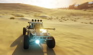 JC4 buggy with nitros and wing