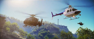 JC3 helicopters