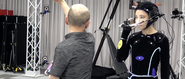 JC4 motion capture for Gabriela Morales