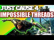 JUST CAUSE 4 Ultimate Wingsuit Stunts