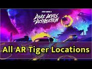 Just Cause 4 Dare Devils - All AR Tiger Locations (Tiger Tamer)
