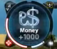 Panauan currency symbol in the HUD