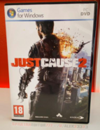 JC2 EU Games For Windos Front