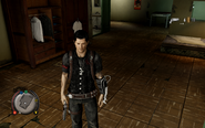 Rico Rodriguez outfit in Sleeping Dogs