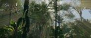 JC4 screenshot from trailer Black Hand soldier with active camouflage invisibility suit