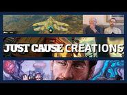 Just Cause Creations - August 2019