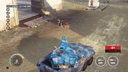 JC3 shielded tank vs. invisible car