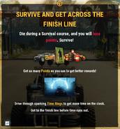 JC4 tip (Dare Devils survival runs)