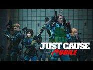 Just Cause- Mobile - Cinematic Trailer