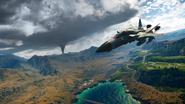 JC4 fighter and tornado