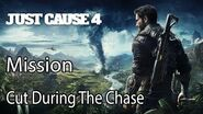 Just Cause 4 Mission Cut During The Chase