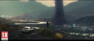 JC4 trailer screenshot (tornado at a town)