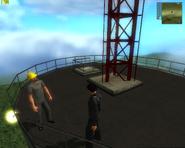 San Esperito TV tower 1 (gentleman on the roof)