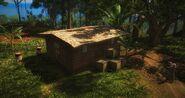 Bandar Padang Besar - Wooden House
