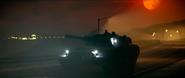 Treaded Tank Front Dark