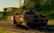 JC4 light tank