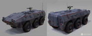 JC4 concept for the Reptile AAV