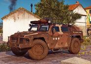 JC3 Urga Szturm 63A Military Medici