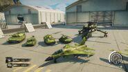 JC4 mod reskinned military vehicles