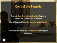 JC4 tip (control the tornado)