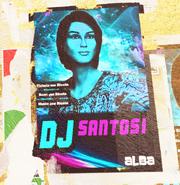 DJ Santosi poster