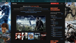 Main Page with force dark mode (browser feature).png