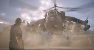 JC4 big attack helicopter (eye of the storm trailer)