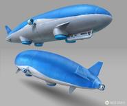 JC4 concept for Emsavion Airship