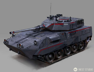 JC4 concept for a slightly different Prizefighter Tank