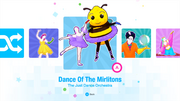 Balletkids jd2021 menu kids