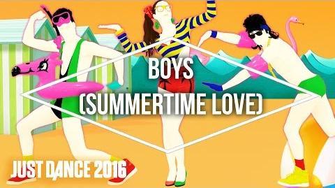 Boys (Summertime Love) - Gameplay Teaser (US)