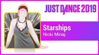Starships (Charleston Version) - Just Dance 2019