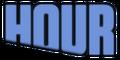 Happy text logo