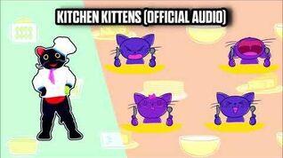 Kitchen Kittens (Official Audio) - Just Dance Music
