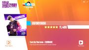Turnupthelovefan jdnow score new
