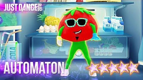 Automaton (Tomato Version) - Just Dance 2018