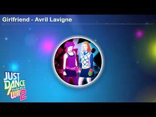 Girlfriend - Avril Lavigne - Just Dance Wii 2